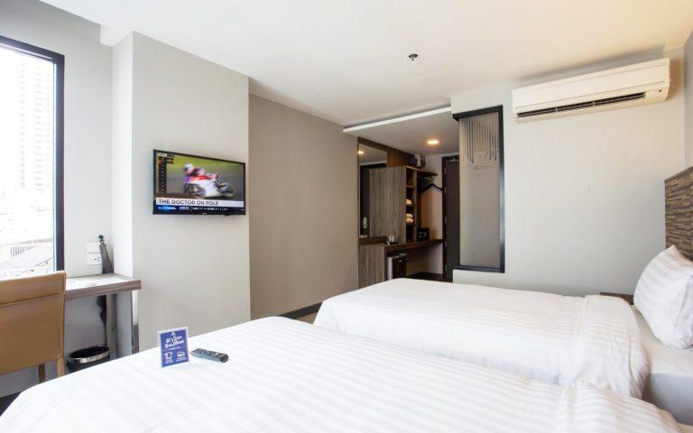 Modern Deluxe Room